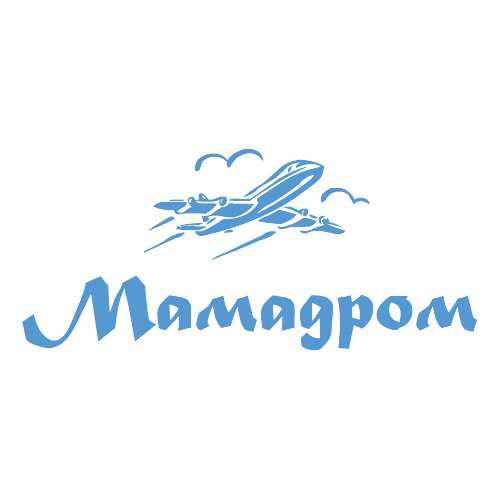 логотип компании Mamadrom.by (Мамадром.бай)