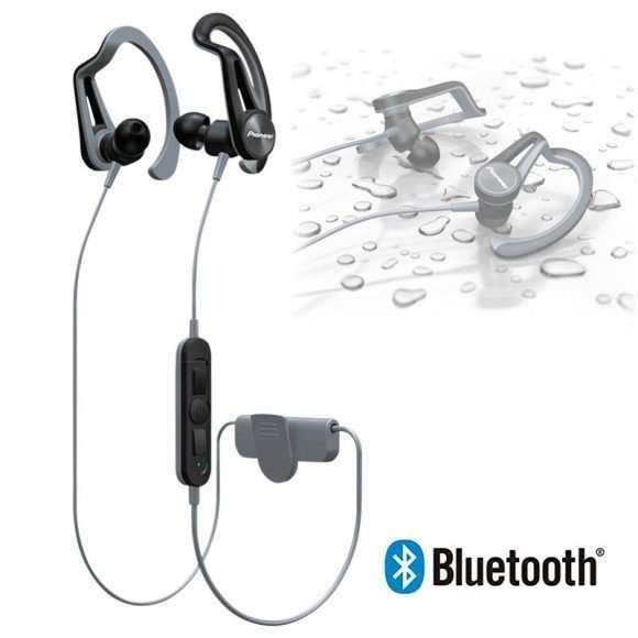 Наушники Pioneer SE-E7BT-H Bluetooth серый