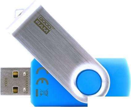 USB Flash GOODRAM UTS2 16GB (голубой)