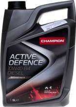 Моторное масло Champion Active Defence B4 Diesel 10W40 / 8204210