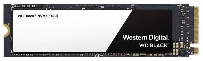 SSD диск Western Digital Black 250GB (WDS250G2X0C)
