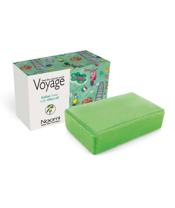 Брадекс Мыло Путешествие в Италию (VOYAGE NATURAL SOAP)