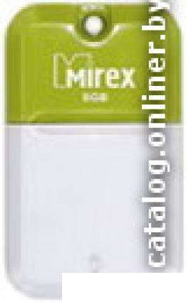 USB Flash Mirex ARTON GREEN 8GB (13600-FMUAGR08)