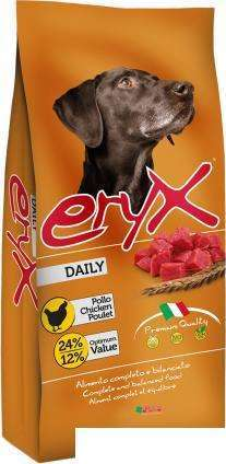 Корм для собак Eryx Daily Chicken 15 кг