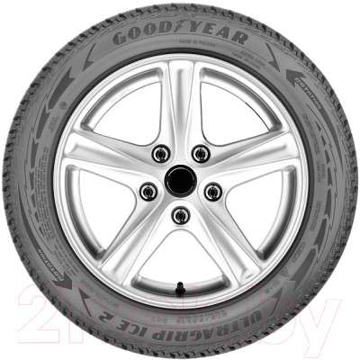 Зимняя шина Goodyear UltraGrip Ice 2 235/50R17 100T