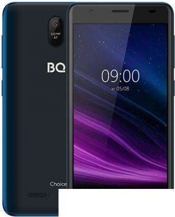 Смартфон BQ-Mobile BQ-5016G Choice (темно-синий)