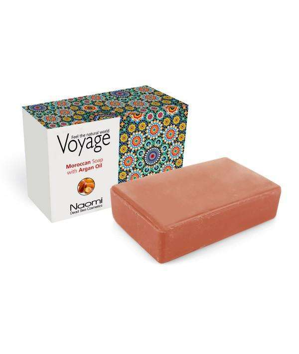 Брадекс Мыло Путешествие в Марокко (VOYAGE NATURAL SOAP)