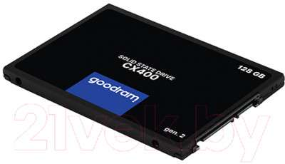 SSD диск Goodram CX400 128GB (SSDPR-CX400-128-G2)
