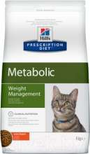 "Корм для кошек Hill""s Prescription Diet Metabolic Weight Managment Chicken"
