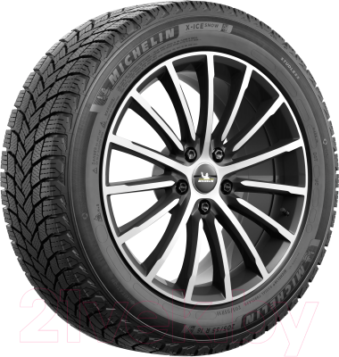 Зимняя шина Michelin X-Ice Snow 185/65R15 92T
