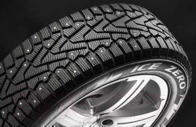 Зимняя шина Pirelli Winter Ice Zero 235/50R18 101T