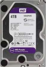 Жесткий диск Western Digital 4Tb Purple (WD40PURZ)