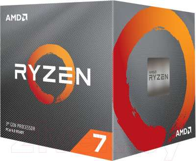 Процессор AMD Ryzen 7 3800X Box / 100-100000025BOX
