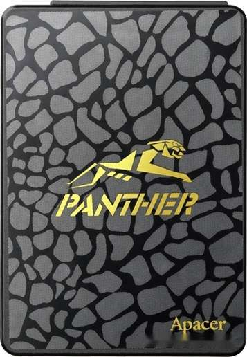 SSD диск Apacer Panther AS340 480GB (AP480GAS340G-1)