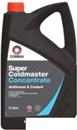 Comma Super Coldmaster - Antifreeze 5л