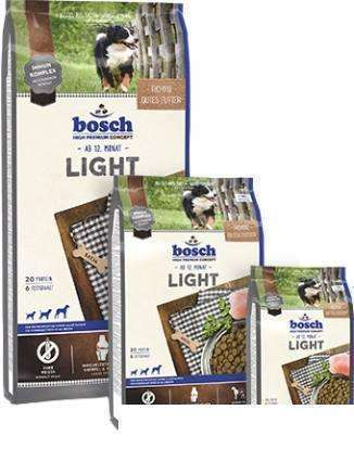 Корм для собак Bosch Light 2.5 кг
