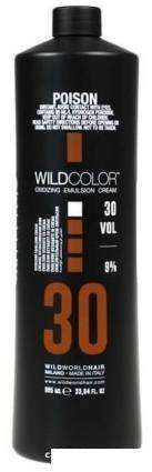 Окислитель Wild Color Oxidizing Emulsion Cream 30Vol 995 мл