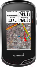 Туристический навигатор Garmin Oregon 750 / 010-01672-24