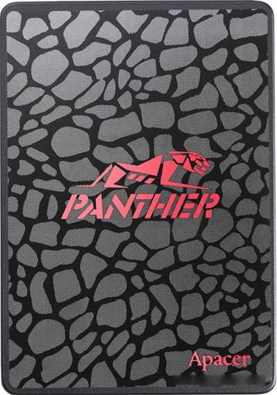 SSD диск Apacer Panther AS350 240GB (AP240GAS350-1)