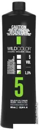Окислитель Wild Color Oxidizing Emulsion Cream 5Vol 995 мл