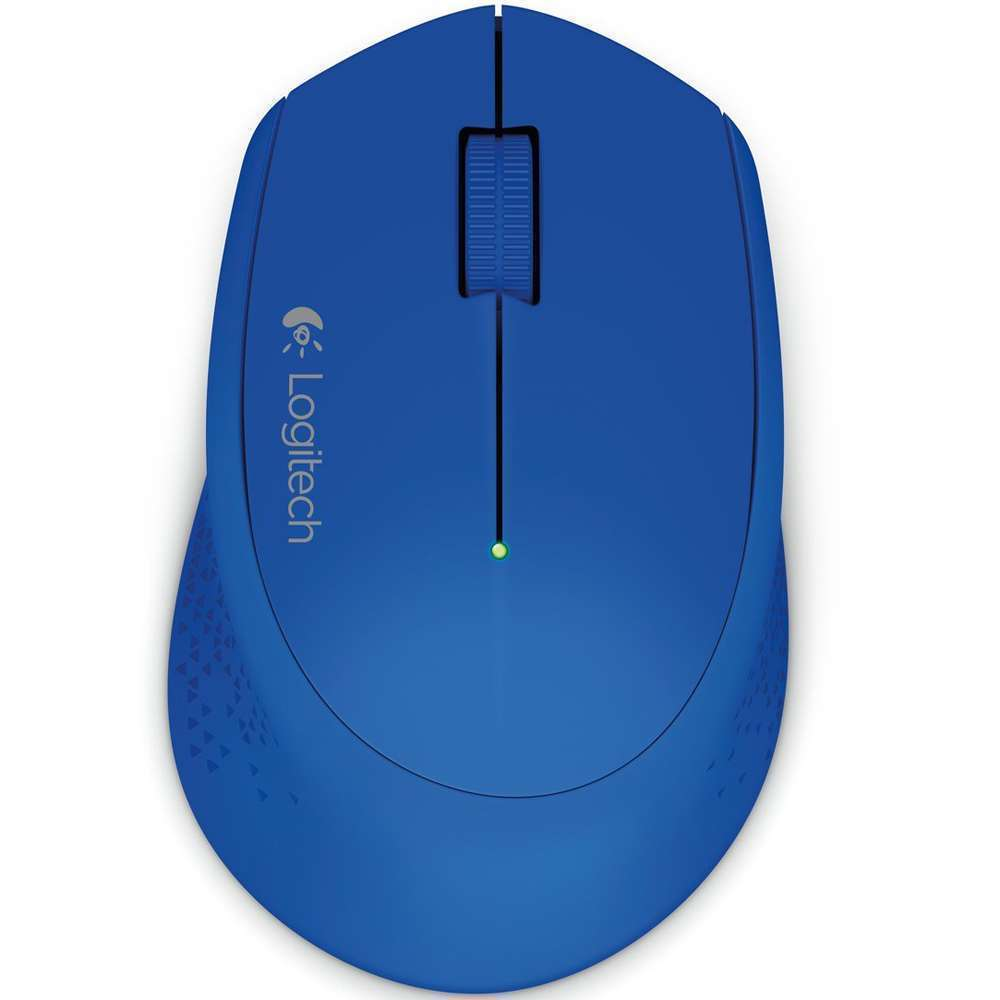 Мыши Logitech Logitech Wireless Mouse M280 Blue (910-004294)