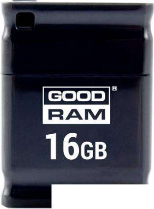 USB Flash GOODRAM UPI2 16GB (черный) UPI2-0160K0R11